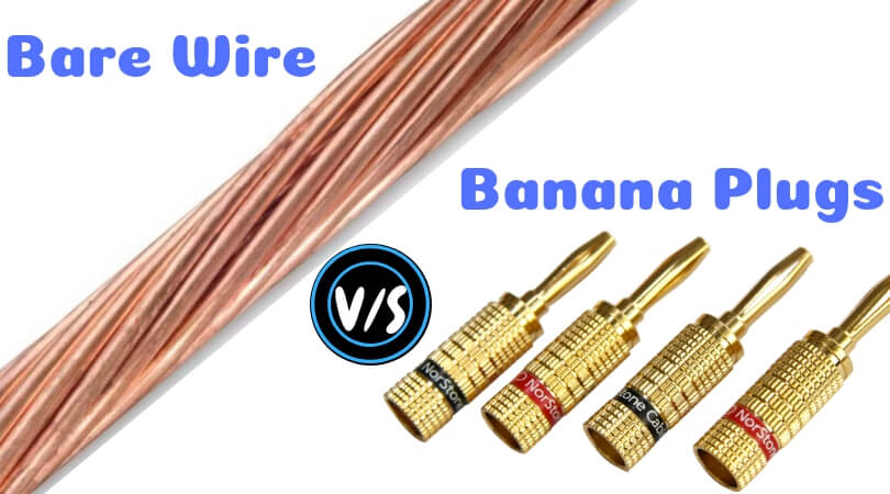 Bare Wire Vs Banana Plugs