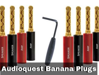 Audioquest Banana Plugs
