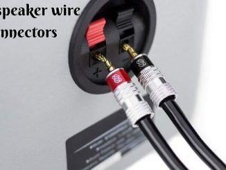 Best speaker wire connectors