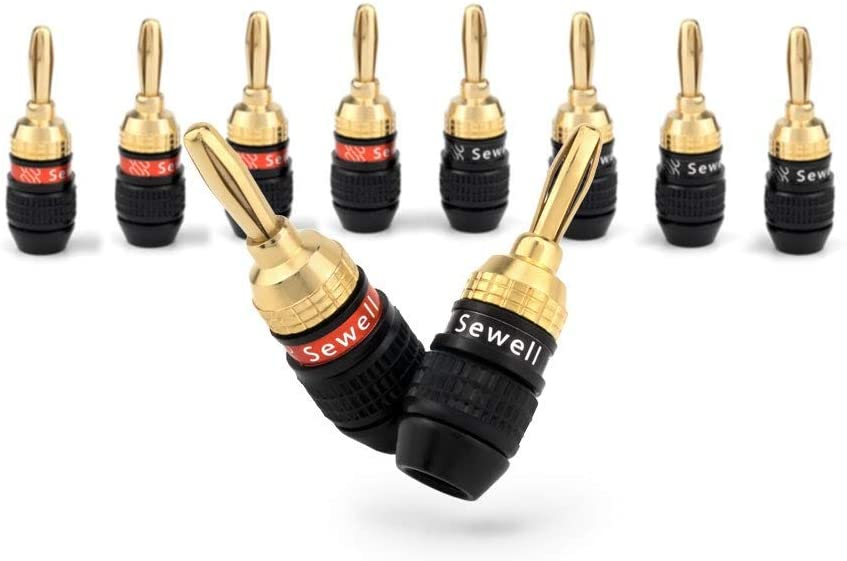 Sewell banana plugs