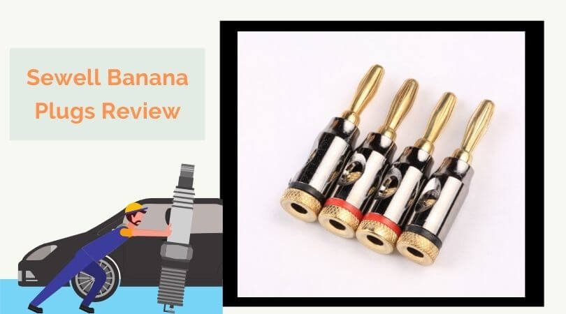 Sewell banana plugs review